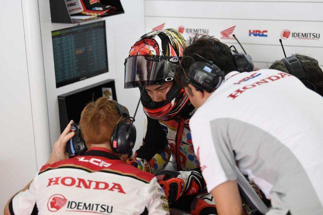 MotoGP:厳しいコンディションのセパン初日。中上「コンマ数秒は確実に詰まる」