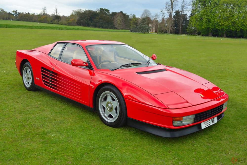 フェラーリはなぜ赤が定番色? かつて赤の車体色は禁止? 人を魅了する車の色事情とは
