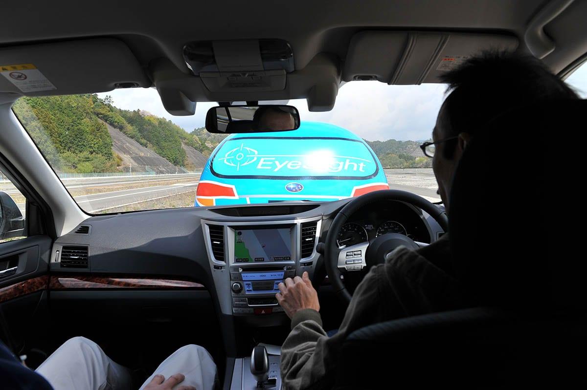 スバル・レガシィツーリングワゴン(2010年5月~2011年5月) 中古車選びに役立つ「当時モノ」新車レビュー&試乗記