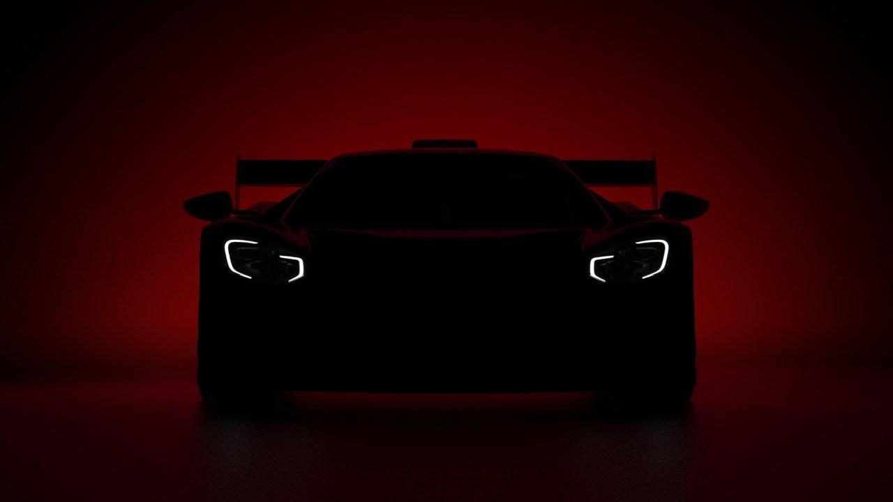 フォード、7月4日に「フォードGT」のスペシャルバージョンを披露