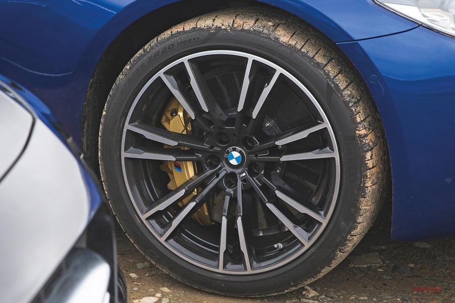 長期テスト BMW M5(3) フランスの道ならもっと良く走る