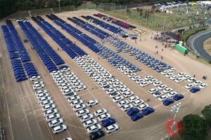 1000台以上のスバル 歴代WRXが集結!「WRXファンミーティング2019」はどんなイベントだった?