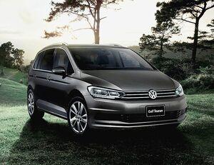 VWジャパン、「ゴルフトゥーラン」に300台限定の特別仕様車