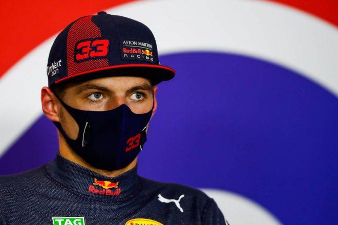 フェルスタッペン「チャンスがあるなら、プレッシャーをかける。それが僕のスタイルだ」/F1第5戦決勝会見