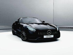 メルセデス・ベンツ日本、「AMG GT」一部改良 40台限定「GTナイトエディション」も発売
