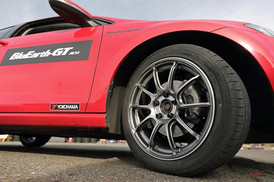 VWゴルフ M・ベンツCクラスで試す グランドツーリング・タイヤ