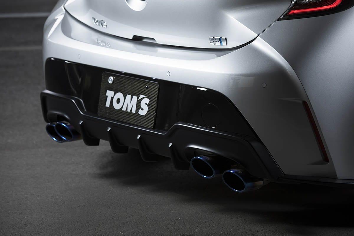 【TOM'S/トムス】ひとつのメーカーにこだわる。専門のチューナーズブランドCOLLECTION_Vol.1