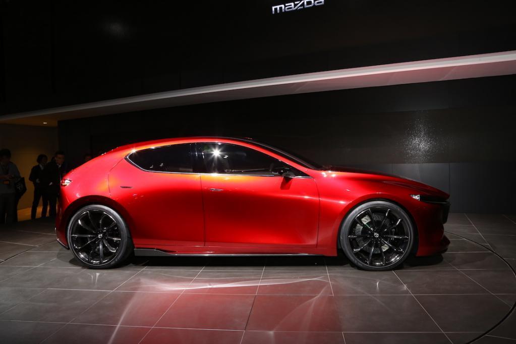 Mazda3 5ドアHB:マツダの意志が見えてとてもいい。Mazda3のデザインをスバルの前デザイン部長難波治教授が語る