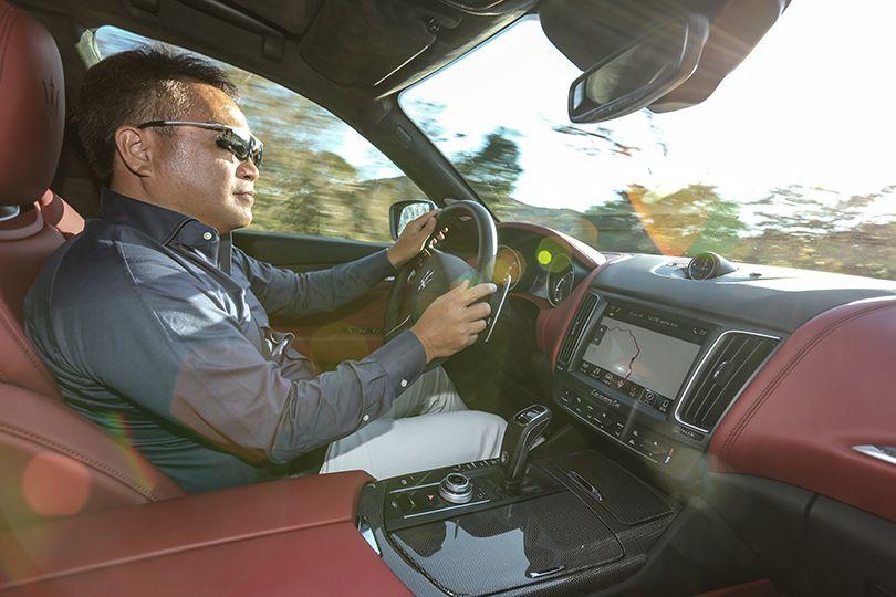 マセラティ レヴァンテの先にあるもの──フェラーリ製V8エンジン搭載SUVを試乗する。