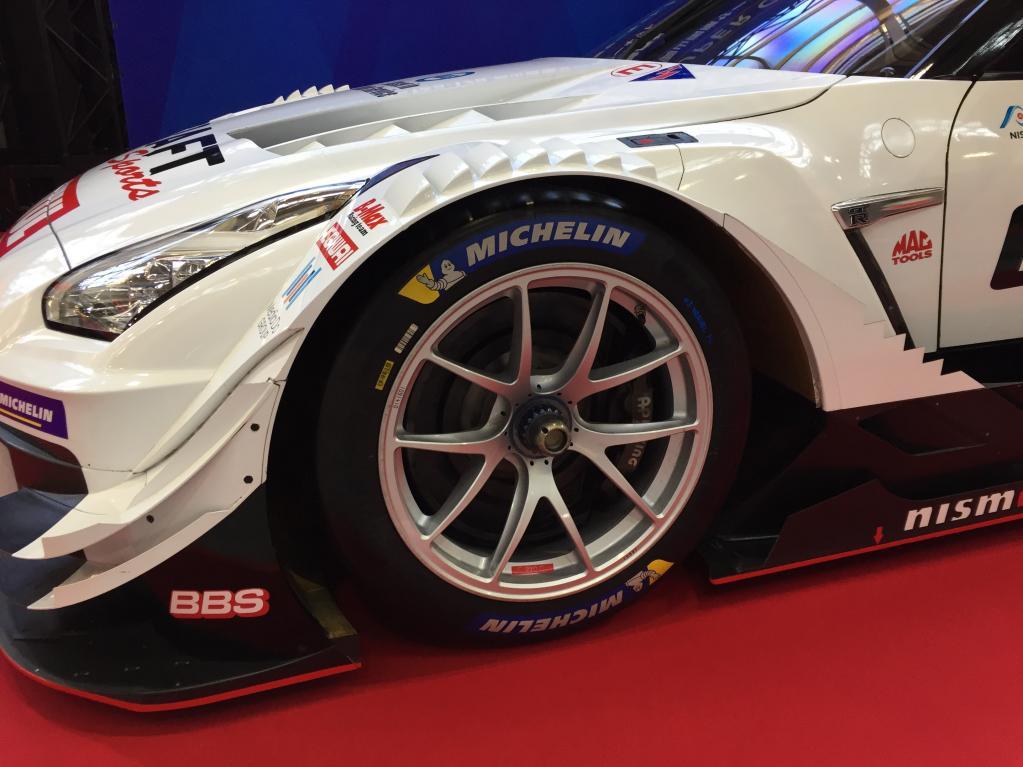 ニッサンGT-Rの「SUPER GT仕様」がお目見え!【東京オートサロン2019】
