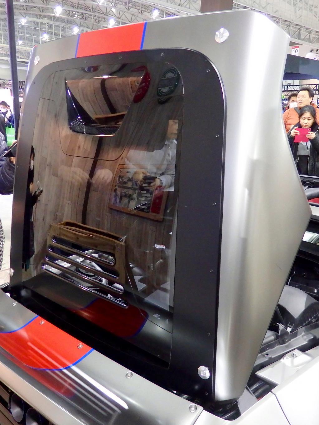 このままで売って欲しい! 本家HONDAS660を凌ぐ迫力と格好良さ‼︎ Modulo Neo Classic Racer(モデューロ ネオクラシック レーサー)HONDA S660