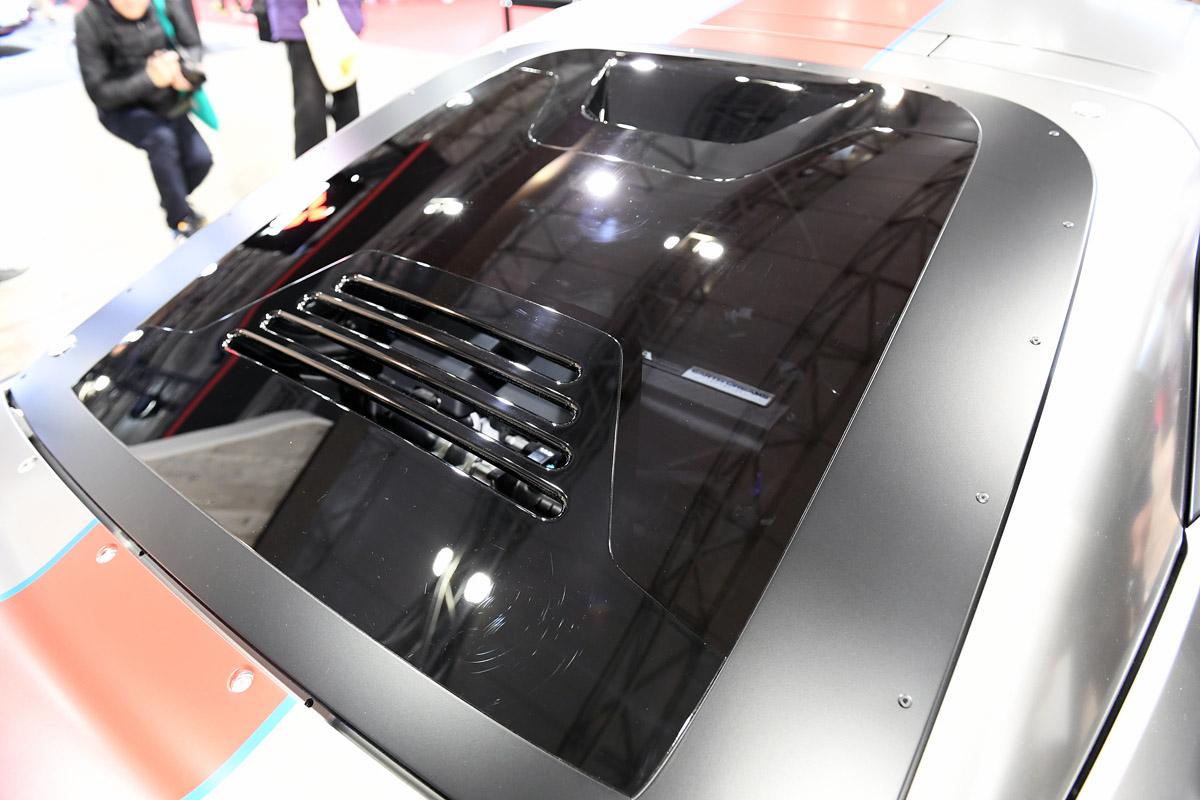 HONDA S660がネオクラシックレーサーへ!! 市販化への期待が高まるボディキット