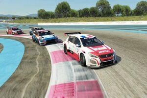 TCR Europe SIM Racing第4戦でナジーが開幕4連勝。プジョー308のコンテも初勝利