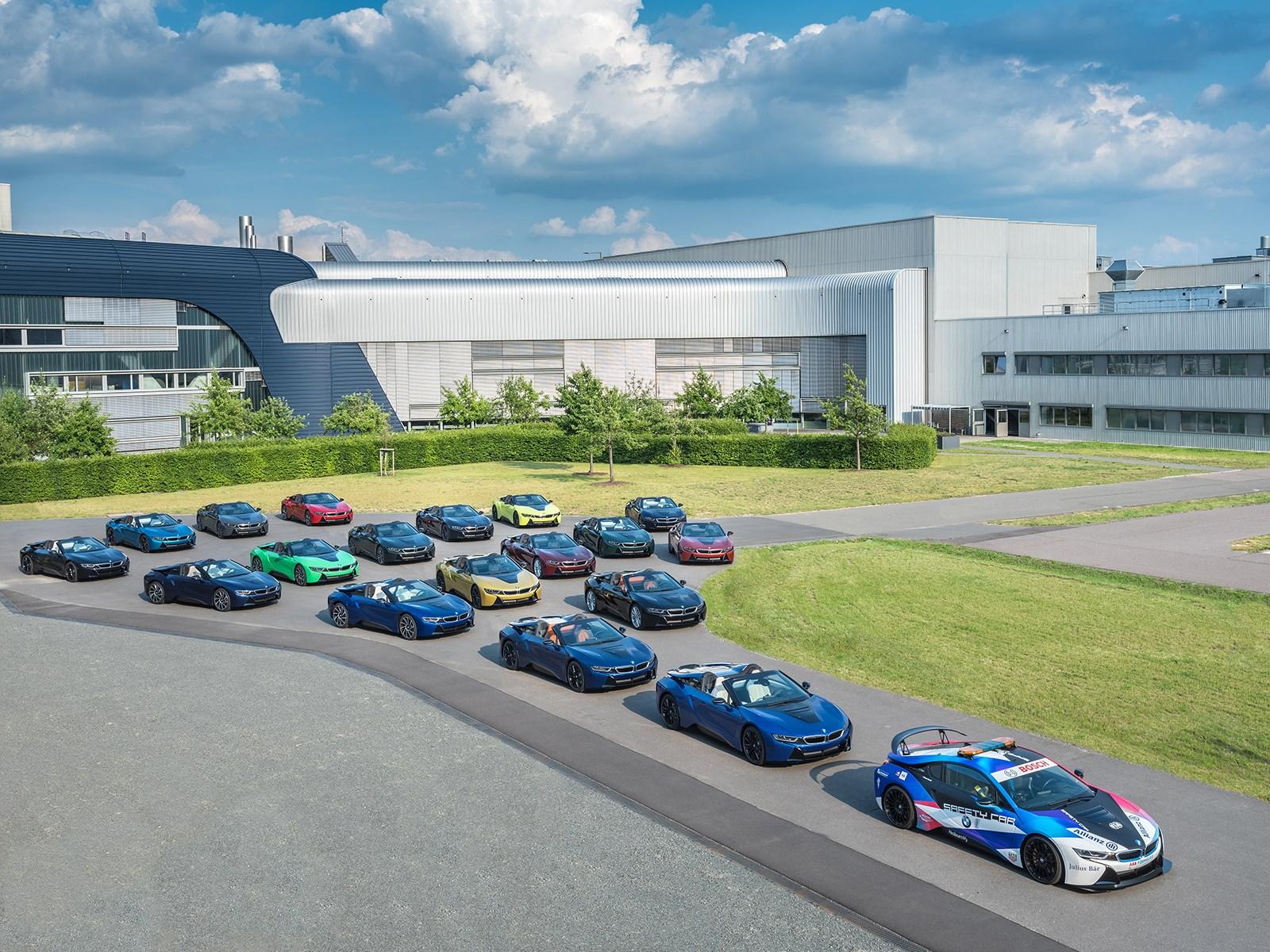 BMWの超マニアックなHVスーパーカー「i8」が生産終了へ
