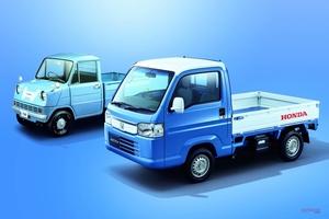 【ホンダ軽トラック】次世代、「Nトラック」としての復活可能性は低く Nバンとは別の方向性