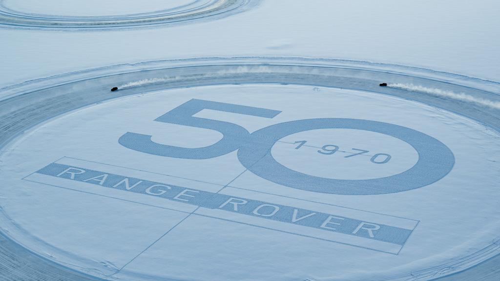 プレステージSUV、「レンジローバー」が50周年の節目に!