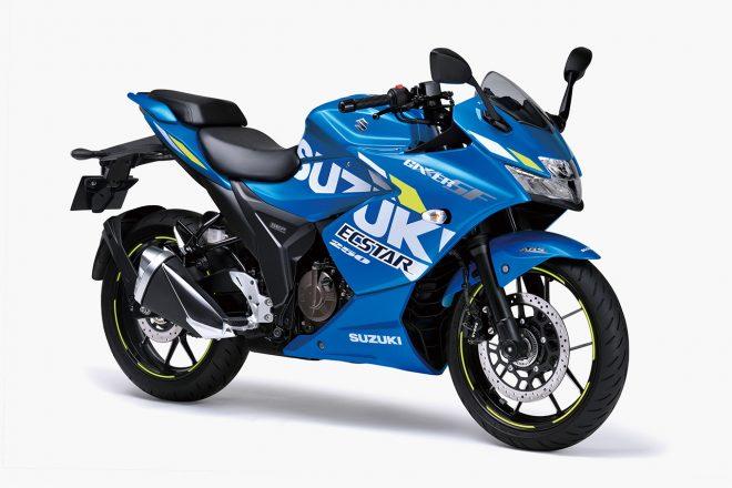 スズキ、油冷エンジン搭載した『ジクサーSF250』『ジクサー250』を国内で発売。価格は40万円台
