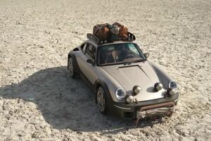 悪路の怪物マシン! 「RUF」がポルシェのオフロードモデル「Rodeo Concept」を提案