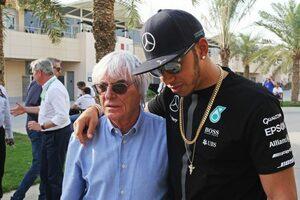 ハミルトンはフェラーリに行くべきではない とエクレストン「彼らはルクレールに夢中」