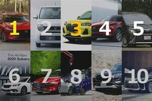 マツダ3、RAV4、ライズなど注目車がずらり。2019年クルマ業界のトレンドを人気記事ベスト10で振り返る