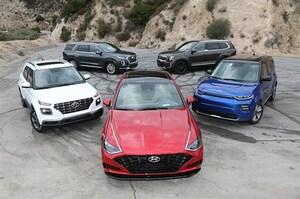 カムリとアコードの宿敵、最新ソナタにも試乗。韓国車のデザインとクルマとしての実力は?