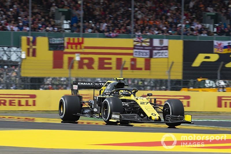 """ニコ・ヒュルケンベルグ、イギリスGPは不運続き「ポイントを""""置き忘れた""""」"""