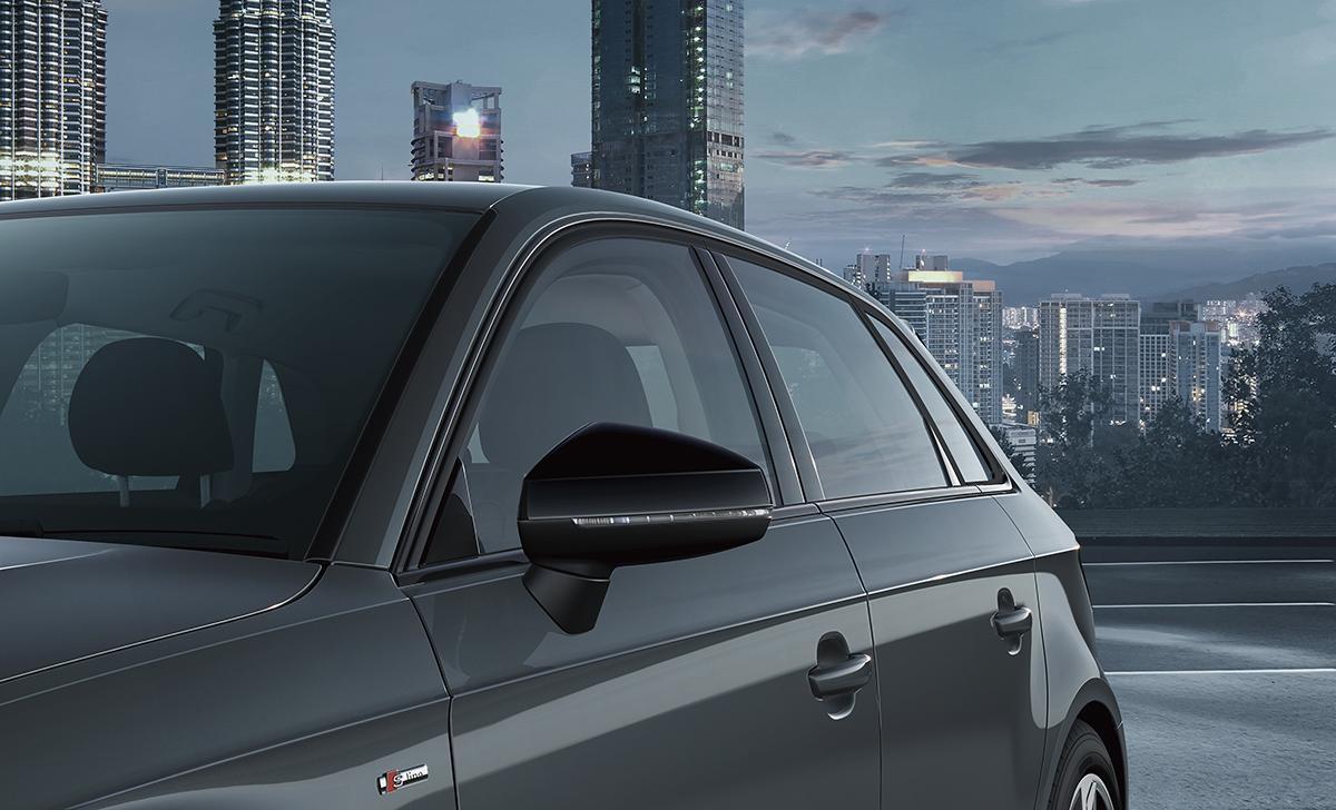 ブラック基調でスポーティに! アウディA3に限定モデル「S line Black styling」登場