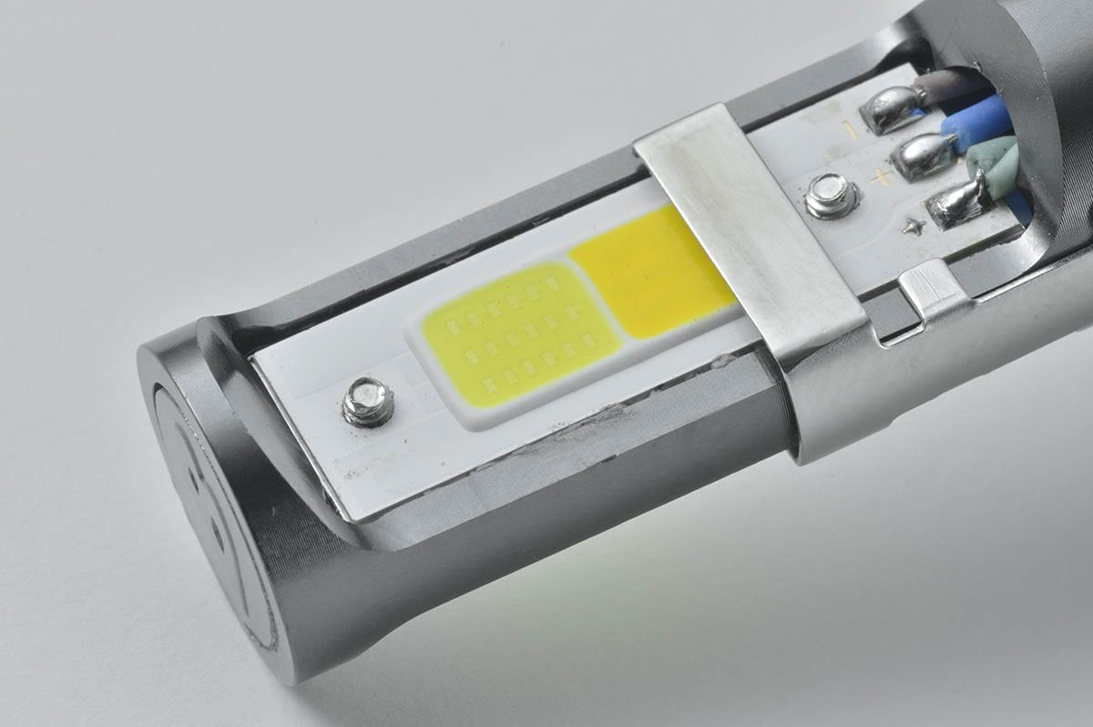 え!? スマホでフォグの色と明るさを変える!?  最新LEDフォグ