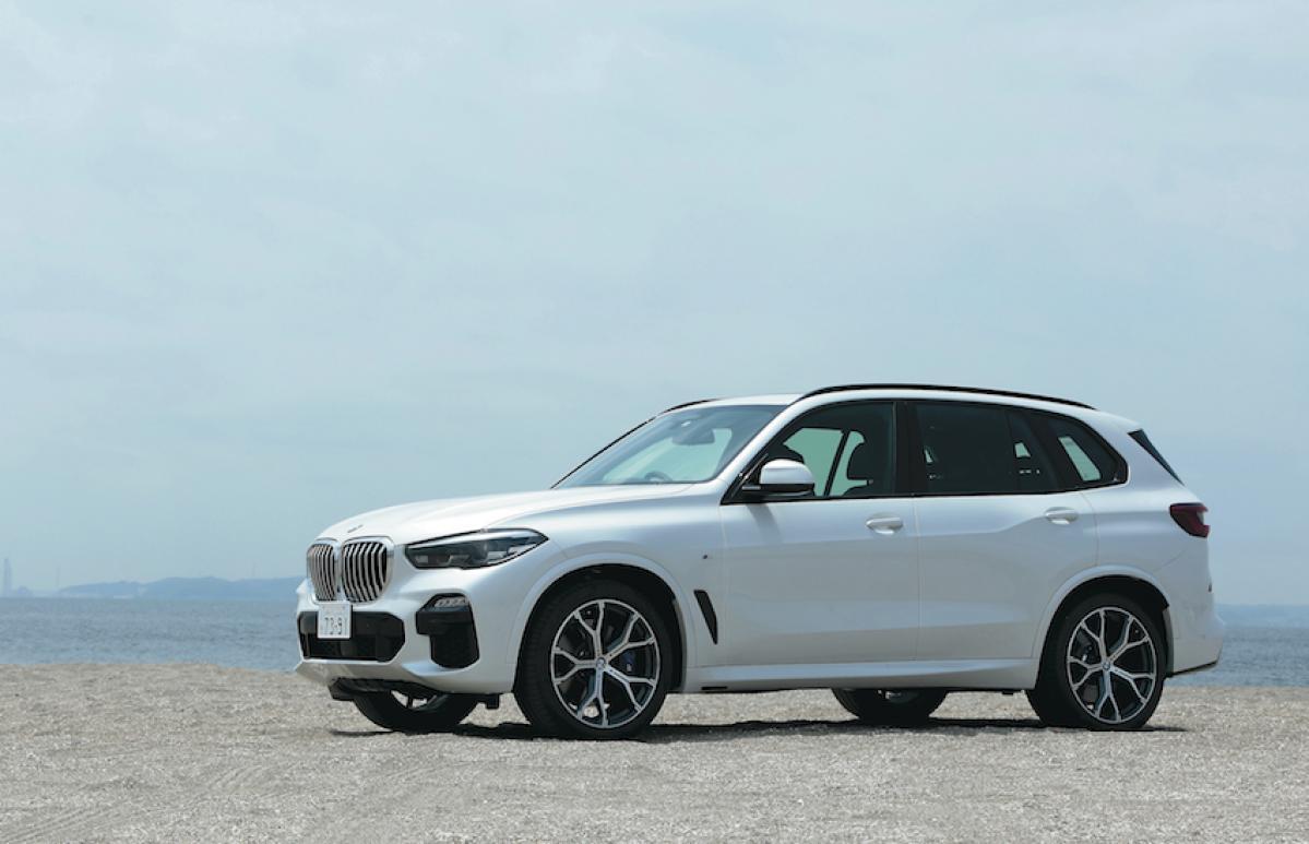 BMW X5 xDrive 35d M Sport