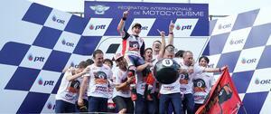 <MotoGP> 来年はクアルタラロが強敵になるだろうね~チャンピオン マルク・マルケス インタビュー~