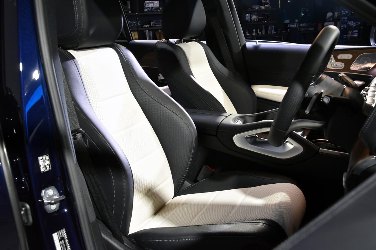モデル初の3列シートを採用! メルセデスのプレミアムSUV「GLE」がフルモデルチェンジ