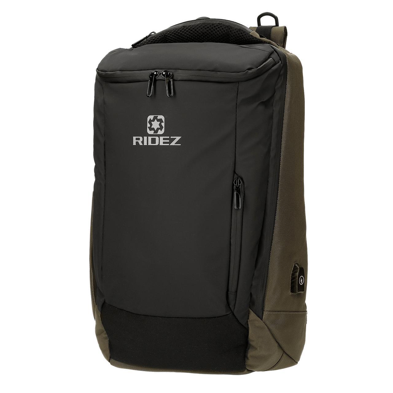 ビジネスシーンでも使えそう! RIDEZが新たなバッグブランド「ライズ トランスポーター」の展開を開始