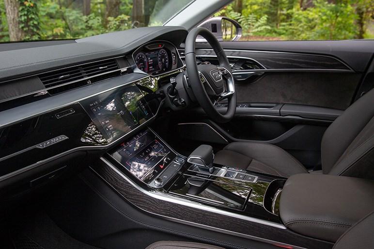 アウディA8とA7にレベル3の自動運転は付かない…その本当の理由