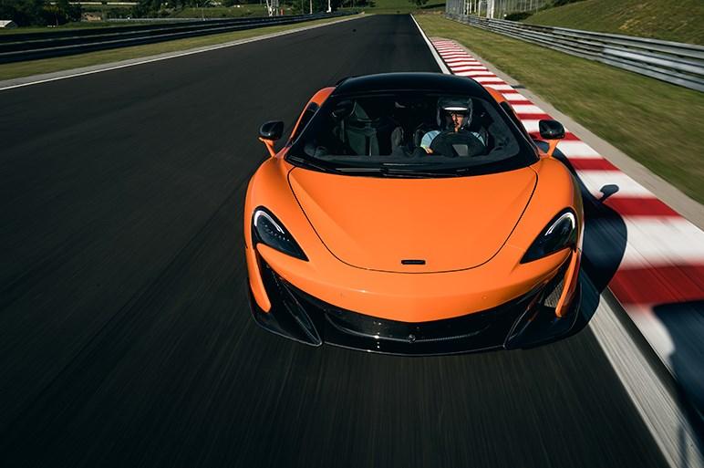 マクラーレンの拡大新戦略、600LTはお飾りじゃない味わうためのスーパーカー