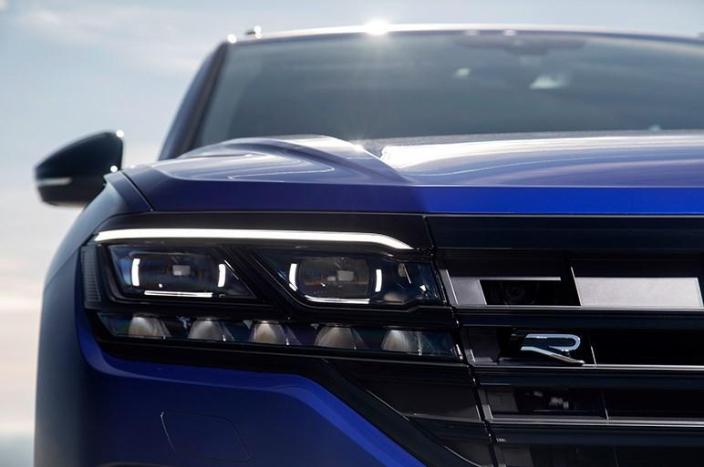 独フォルクスワーゲン、プラグインハイブリッド仕様の大型SUV「トゥアレグ」を初披露