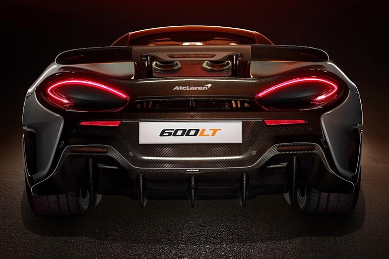 上方排気の新型スポーツの正体が判明 マクラーレンが「600LT」を発表