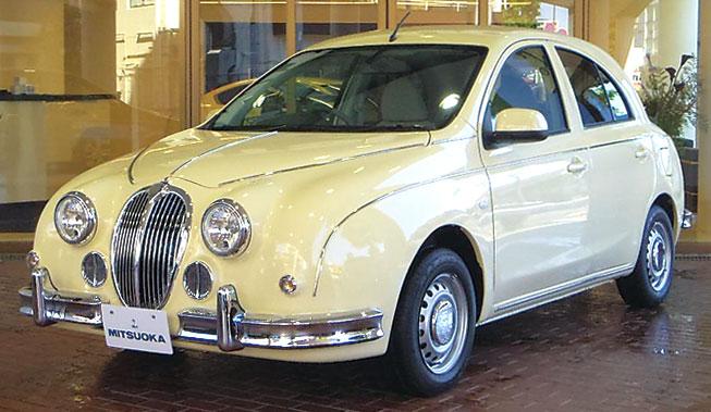 日本自動車界の「曲者」 光岡自動車はなぜ半世紀輝き続けているのか?