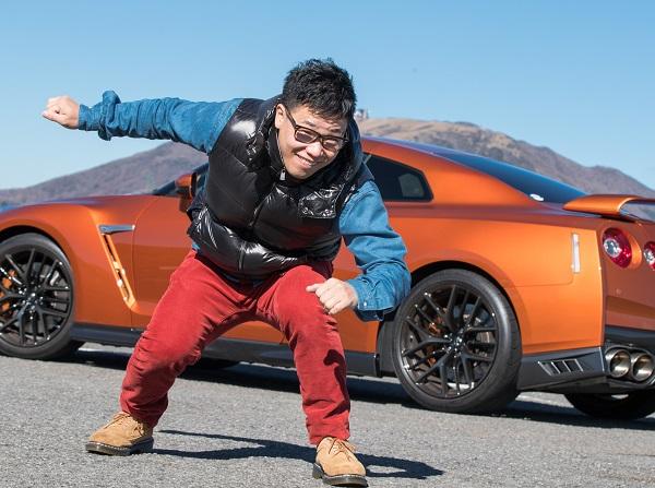 金メダリストが語る!! GT-Rで筋力をアップ?? クルマに乗りながら健康を考える