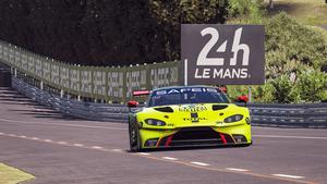 アストンマーティン・レーシング、「ル・マン24時間バーチャル」で2位表彰台を獲得!