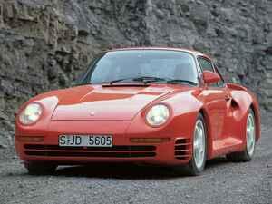 【スーパーカー年代記 034】ポルシェ 959は第2次スーパーカーブームの嚆矢となったハイテク4WDマシン