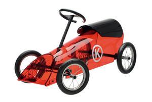 大人を夢中にさせるイタリアのインテリアブランド「カルテル」のペダルカー【Style in motion 016】