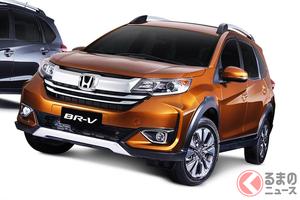 即買いもアリ!? ホンダ3列SUV「BR-V」 日本未発売のジャストなモデル