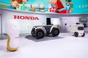 人に寄り添うロボットという、ホンダがCESで見せた技術の可能性