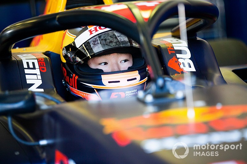 【FIA F3】ハンガロリンクテスト:プレマ勢好調。角田裕毅は2日目に5番手タイムを記録!