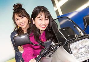 【スズキ歴史館へ突撃!!】 ももいろクローバーZ あーりん&しおりんの静岡ドライブ旅 Part2