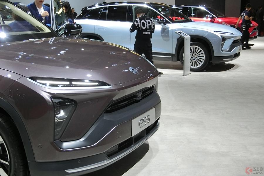 中国のパクリ車は完全に消えた? 10年前とは違ういまの中国ショーの現実