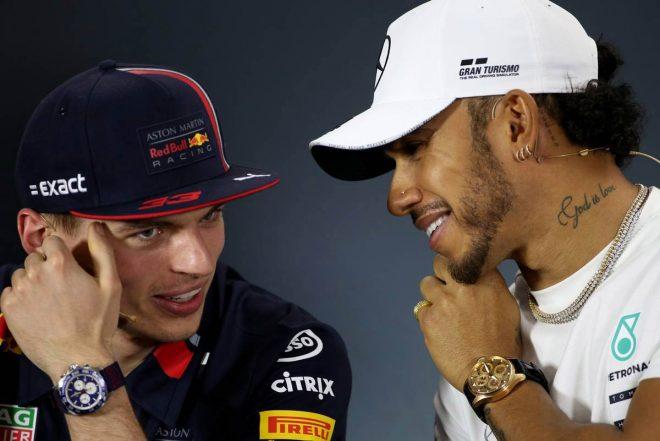 メルセデスF1代表、フェルスタッペンに接触しているという報道を一笑「我々は自チームのドライバーに注力している」