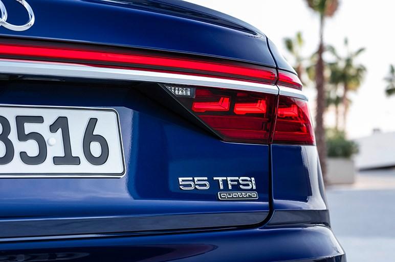 アウディの新型A8はレベル3自動運転も織り込まれたハイテクの塊