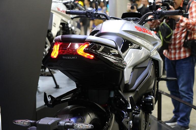 新型KATANA日本初公開。現地でチェックしてきました【東京モーターサイクルショー2019】