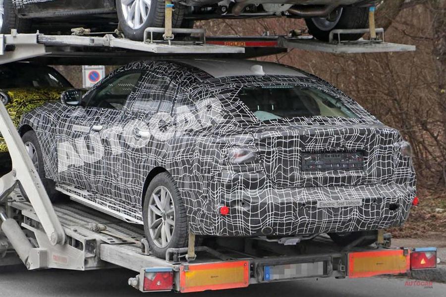 大予想 BMW i4 4ドア・クーペ 今後の電動化戦略、12台の完全EV投入